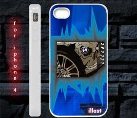 Illest BMW Logo For Apple Phone, IPhone 4/4S Case, IPhone 5 Case, Cover Plastic